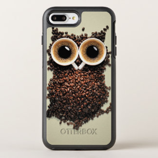 Coffee Owl OtterBox Symmetry iPhone 8 Plus/7 Plus Case