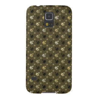 Coffee Pattern 1 Cases For Galaxy S5