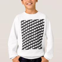 Coffee Pattern Sweatshirt