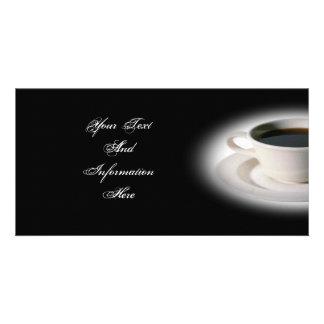 Coffee Photo Card
