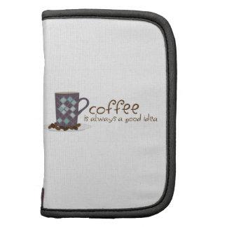 Coffee Folio Planner