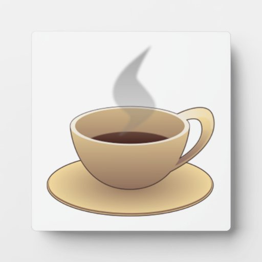 Coffee Plaques