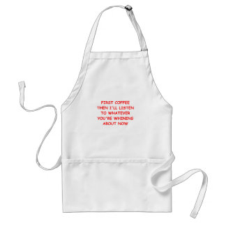 COFFEE.png Adult Apron