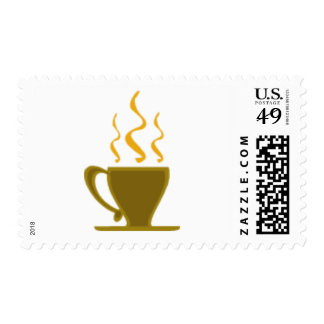 COFFEE POSTAGE STAMPS