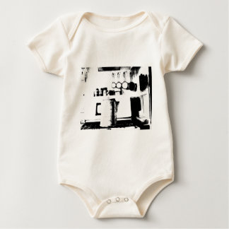 Coffee Pot Baby Bodysuit
