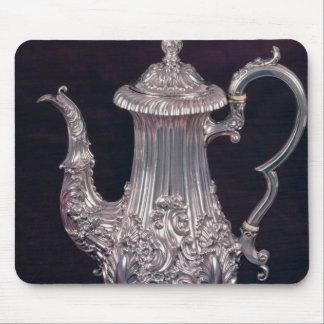 Coffee-pot by John Watson, Sheffield, 1818 Mouse Pad