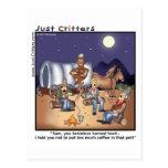 Coffee Pot Genie Postcard