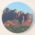 Coffee Pot Rock I in Sedona Arizona Coaster