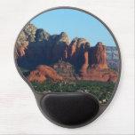 Coffee Pot Rock I in Sedona Arizona Gel Mouse Pad