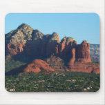Coffee Pot Rock I in Sedona Arizona Mouse Pad