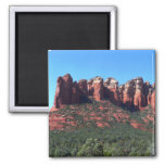 Coffee Pot Rock II in Sedona Arizona Magnet