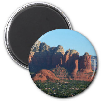 Coffee Pot Rock Sedona Magnet