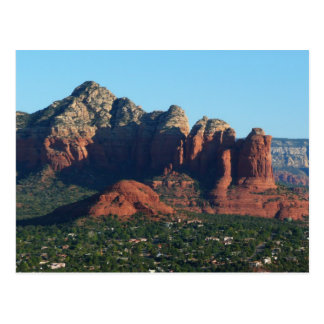 Coffee Pot Rock Sedona Postcard