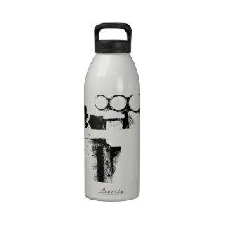 Coffee Pot Reusable Water Bottle