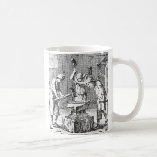 COFFEE POUND COFFEE MUG