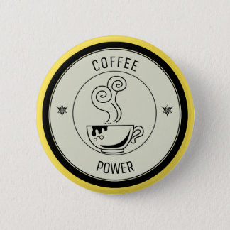 Coffee Power Button
