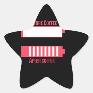Coffee Power Stickers