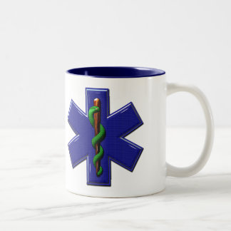 Coffee Powered EMS Beast Mug