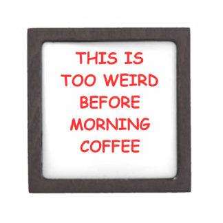 COFFEE PREMIUM JEWELRY BOXES