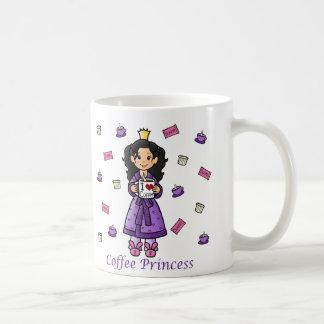 Coffee Princess Coffee Mugs