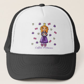 Coffee Princess Trucker Hat