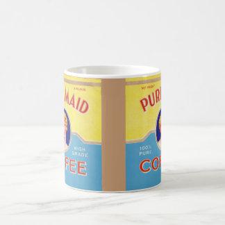 coffee: pure maid coffee mug