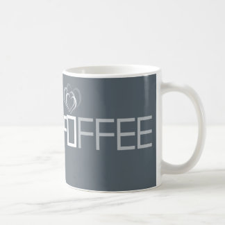 Coffee Puzzle Mug