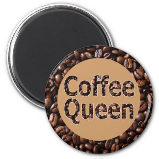 Coffee Queen Magnet
