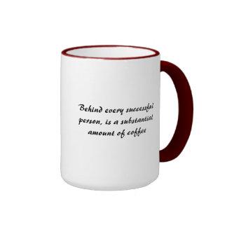Coffee Quotes Mug