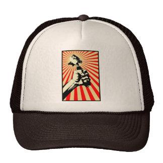 Coffee Revolution Cap - Barista designs