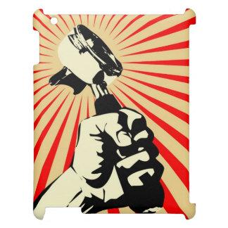 Coffee Revolution iPad case - Barista designs