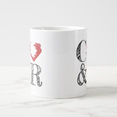 Coffee & Revolution Large Mug at Zazzle