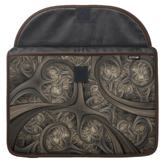 Coffee Rickshaw Flap Sleeve MacBook Pro Sleeve