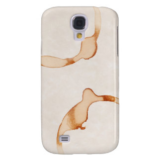 Coffee Ring Template - Customized Blank Galaxy S4 Case