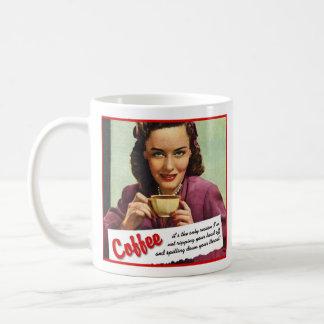 Coffee Rip Your Head Off Funny Mug Humor