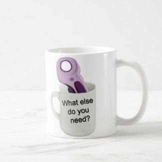 Coffee+Rotary Cutter Coffee Mugs
