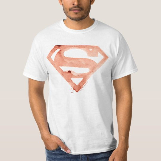Coffee S Symbol - Red T-Shirt