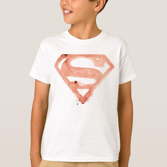 Coffee S Symbol - Red T-Shirt