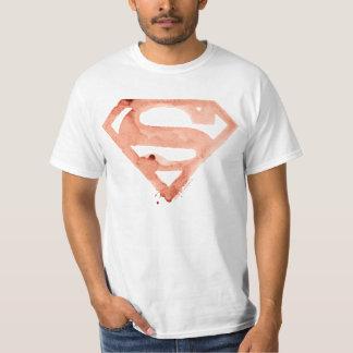 Coffee S Symbol - Red Tee Shirt
