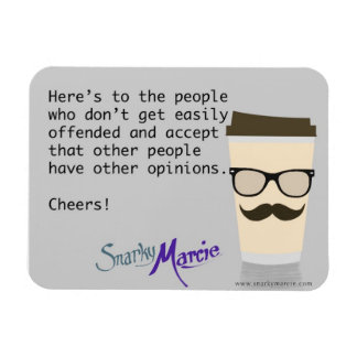 Coffee Sarcasm Magnet
