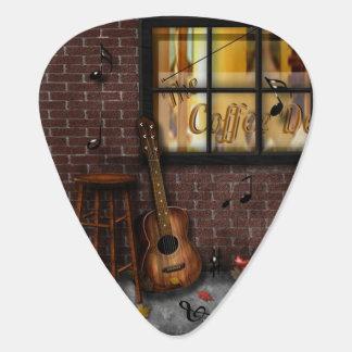 Coffee Shop Guitar Pick