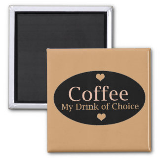 Coffee Sign Magnet