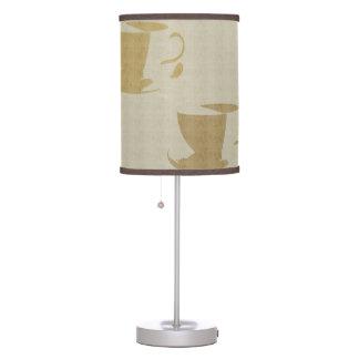 Coffee Silhouette Lamp