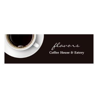 Coffee Skinny Business Card