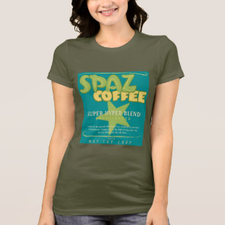 COFFEE - SPAZ COFFEE - SUPER HYPER BLEND T-Shirt