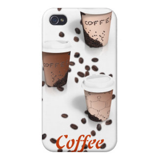 Coffee Speck Case iPhone 4 Covers