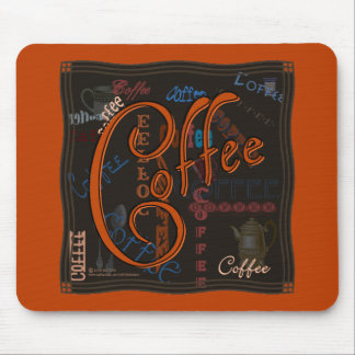 Coffee Spice Mouse Pad