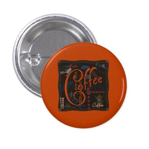 Coffee Spice Pin