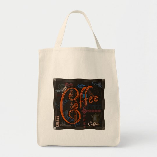 Coffee Spice Tote Bag