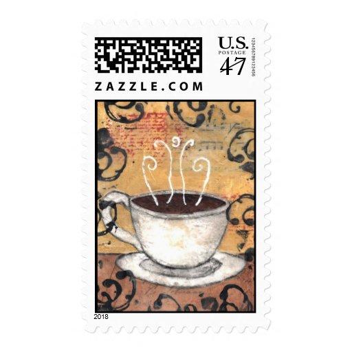 Coffee Stamp